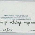 władysław rożen 005 Stefan Rowecki