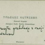 władysław rożen 006 Tadeusz Kutrzeba
