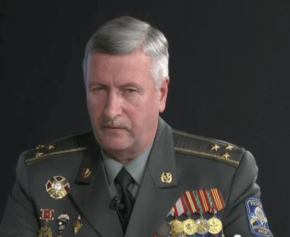 Iwan Jakubiec dowódca wojsk powietrznych